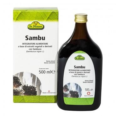 SAMBU ELDERBERRY DRINK